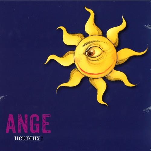 ANGE アンジュ / HEUREUX!: LIMITED VINYL