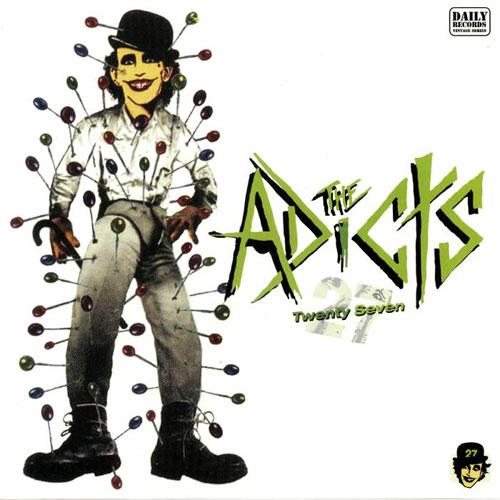 ADICTS / アディクツ / TWENTY-SEVEN (LP)