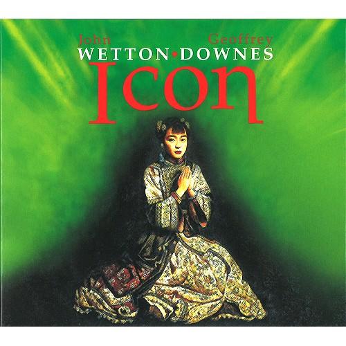 JOHN WETTON/GEOFFREY DOWNES / ジョン・ウェットン&ジェフリー・ダウンズ / ICON - REMASTER