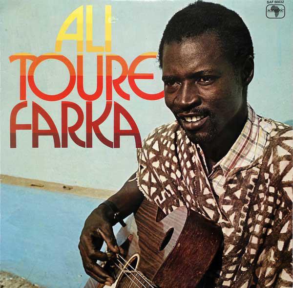 ALI FARKA TOURE / アリ・ファルカ・トゥーレ / ALI TOURE FARKA (REISSUE)