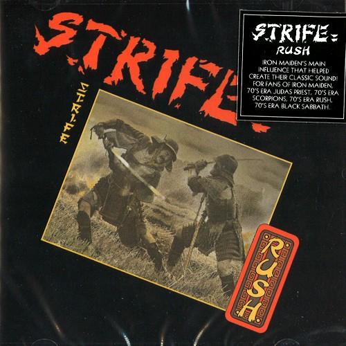 STRIFE (HR/PROG) / ストライフ / RUSH