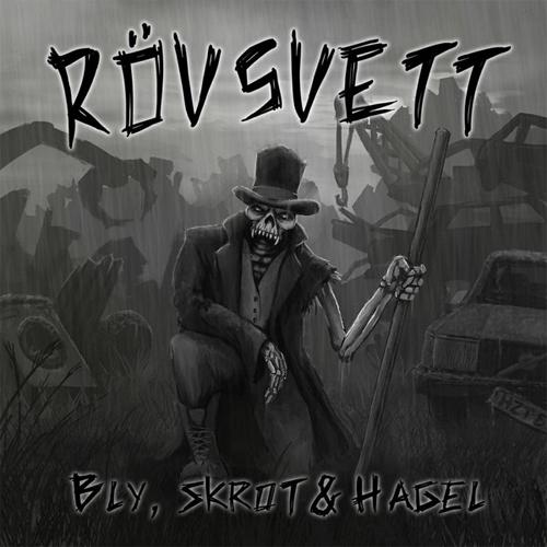 """ROVSVETT / ロブスヴェット / Bly, Skrot & Hagel (7"""")"""