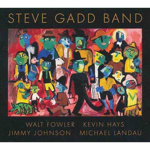 STEVE GADD / スティーヴ・ガッド / Steve Gadd Band(2LP)