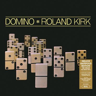 ROLAND KIRK / ローランド・カーク / Domino(LP/180g)