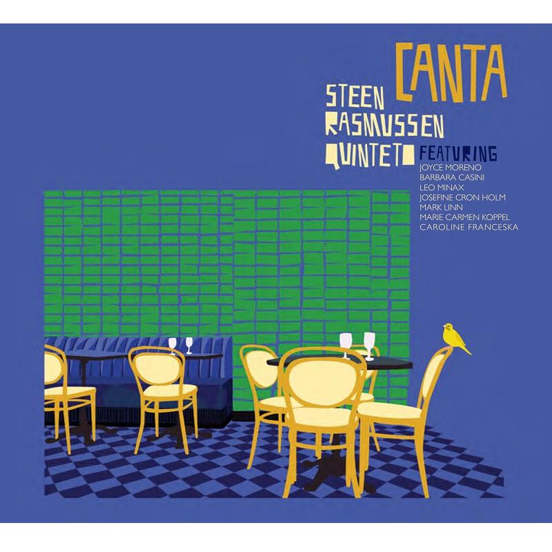STEEN RASMUSSEN / スティーン・ラスムセン / CANTA