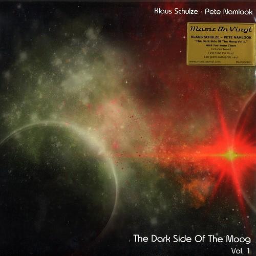 PETE NAMLOOK/KLAUS SCHULZE / DARK SIDE OF THE MOOG VOL.1 - 180g LIMITED VINYL