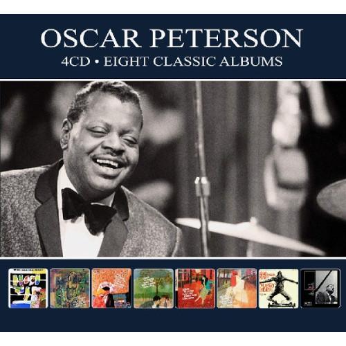 OSCAR PETERSON / オスカー・ピーターソン / 8 Classic Albums(4CD)