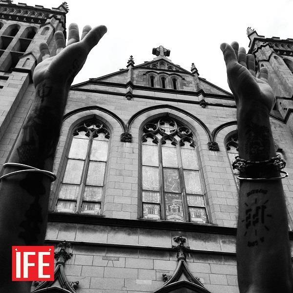 IFE (LATIN) / イフェ / IIII+IIII