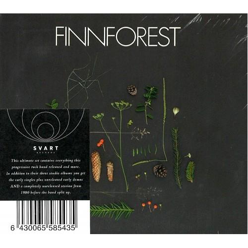 FINNFOREST / フィンフォレスト / ALPHA TO OMEGA: THE COMPLETE STUDIO RECORDINGS