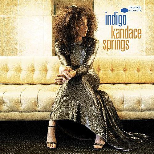 KANDACE SPRINGS キャンディス・スプリングス / Indigo(LP)