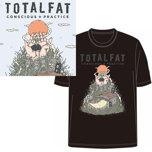 TOTALFAT / Conscious+Practice (初回限定生産盤/ビックTシャツ付き)