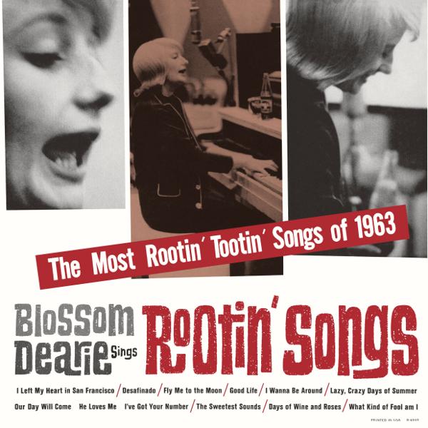 BLOSSOM DEARIE ブロッサム・ディアリー / SINGS ROOTIN SONGS / シングス・ルーティン・ソングス