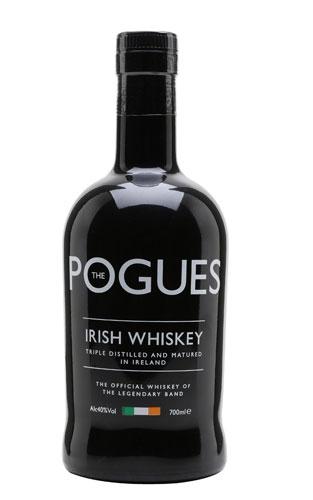 POGUES / ポーグス / POGUES IRISH WHISKEY / ポーグス・アイリッシュ・ウィスキー 700ML