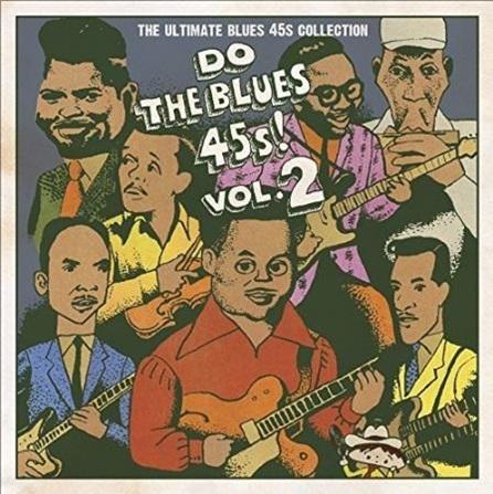 V.A.(THINK!) / DO THE BLUES 45S! VOL.2(LP)