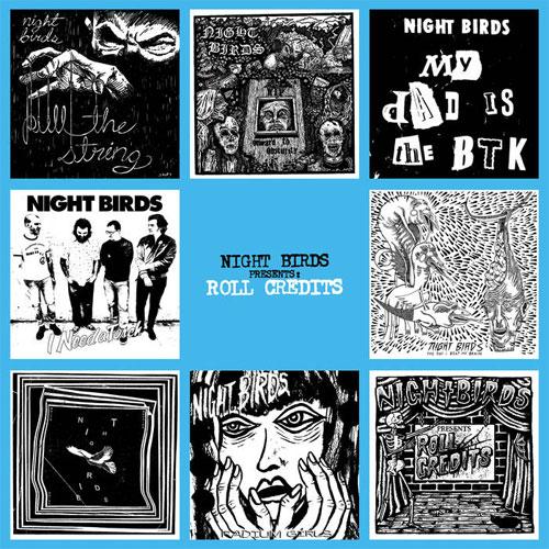 NIGHT BIRDS / ナイトバーズ / ROLL CREDITS