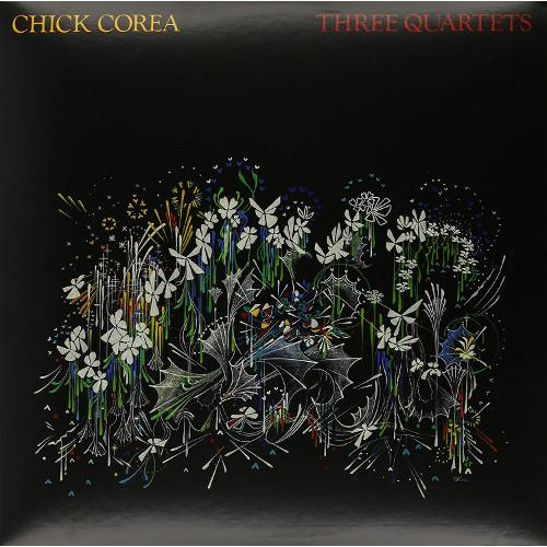 CHICK COREA / チック・コリア / Three Quartets (LP)