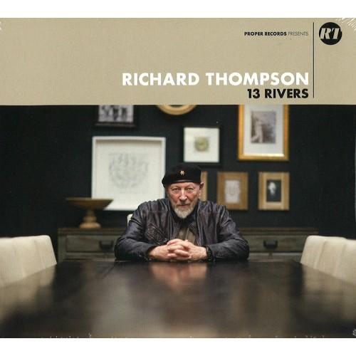 RICHARD THOMPSON リチャード・トンプソン / 13 RIVER
