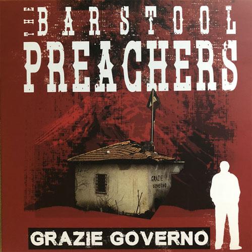 BAR STOOL PREACHERS / Grazie Governo (国内盤CD+ソノシート)