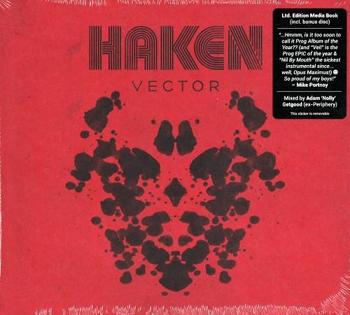 HAKEN / ヘイケン / VECTOR: LIMITED 2CD MEDIABOOK EDITION