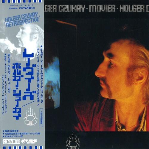 HOLGER CZUKAY / ホルガー・シューカイ / MOVIES - 2018 REMASTER / ムーヴィーズ - 2018リマスター