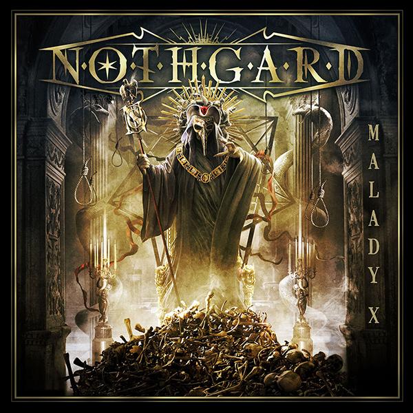 NOTHGARD / MALADY X<DIGI>