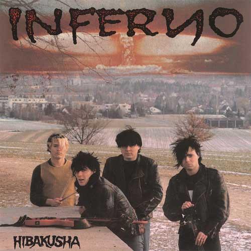 INFERNO / インフェルノ / HIBAKUSHA (LP)