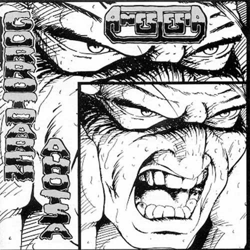 ANESTESIA (SPAIN) / GORROTOAREN AHOTSA (LP)