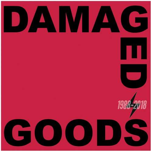 V.A. / DAMAGED GOODS 1988-2018