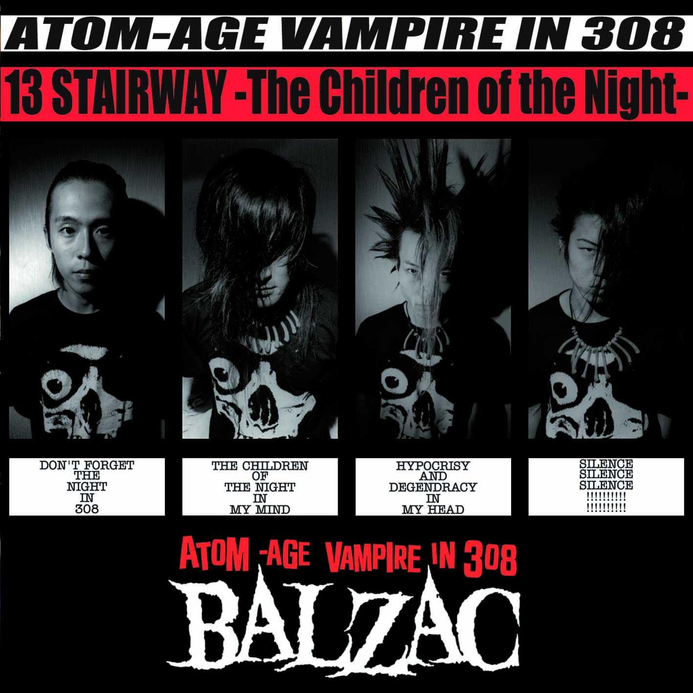 BALZAC / 13 STAIRWAY 20TH ANNIVERSARY EDITION