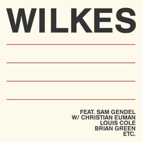 SAM WILKES サム・ウィルクス / Wilkes(LP)