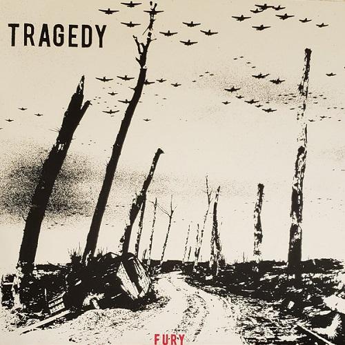 """TRAGEDY / トラジディー / FURY (12"""")"""