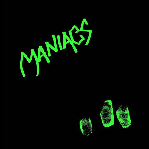 """MANIACS / マニアックス / CHELSEA 77 (7""""/BLACK VINYL)"""