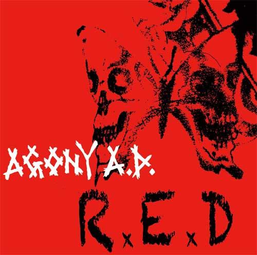 AGONY A.D. / RxExD
