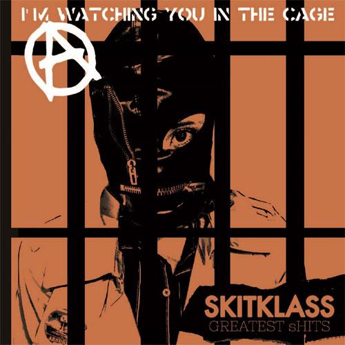 SKITKLASS / GREATEST sHITS 2nd PRESS