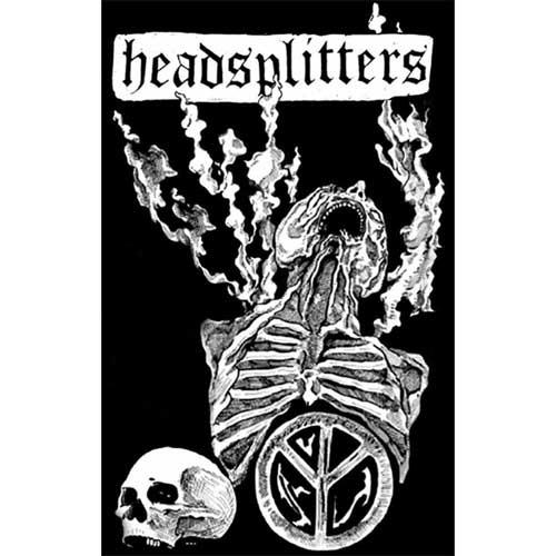 HEADSPLITTERS / HEADSPLITTERS (CASSETTE)