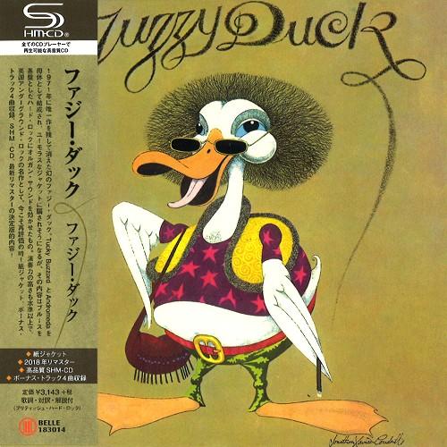 FUZZY DUCK / ファジー・ダック / FUZZY DUCK - SHM-CD/2018 REMASTER / ファジー・ダック - SHM-CD/2018リマスター