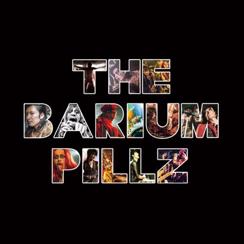 THE BARIUM PILLZ / バリウムピルズ / 狂ってるのはおれか世界か