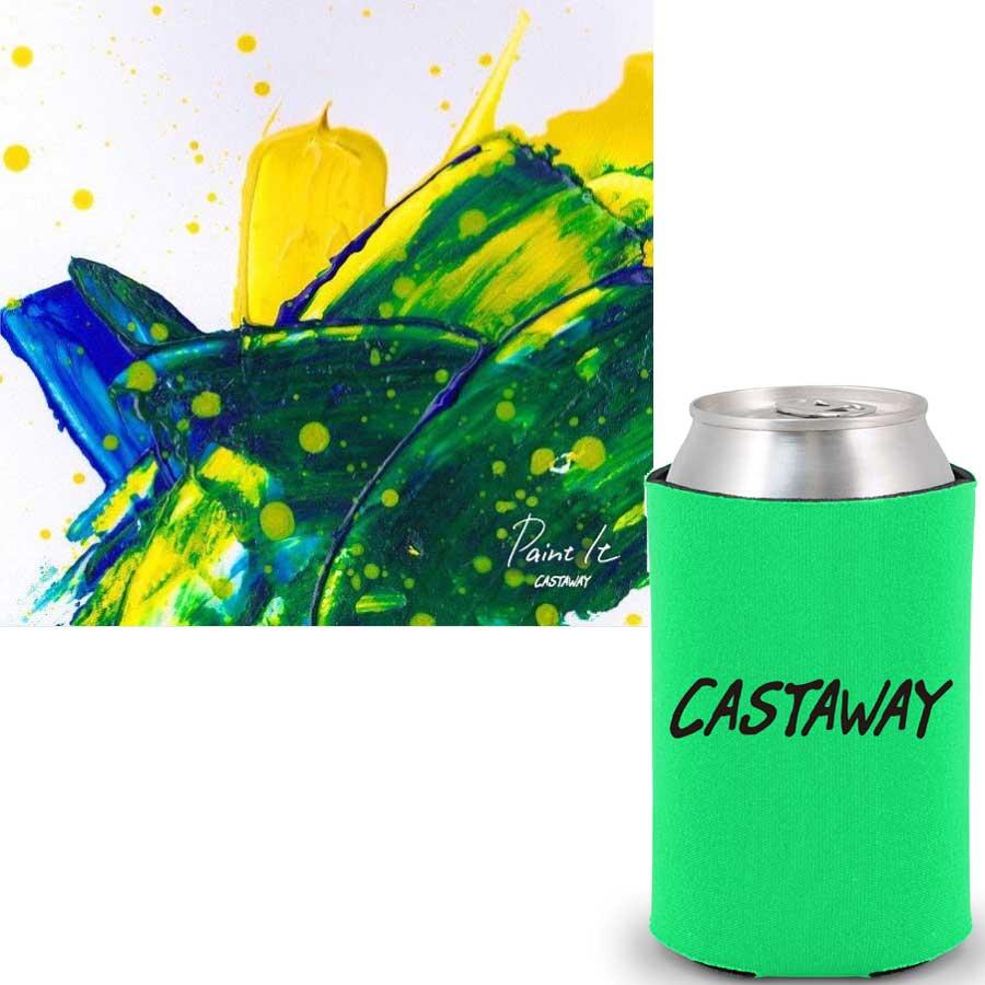 Castaway / Paint It クージー付セット