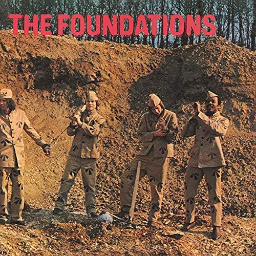 FOUNDATIONS / ファウンデイションズ / DIGGING THE FOUNDATIONS / ディギング・ザ・ファウンデーションズ