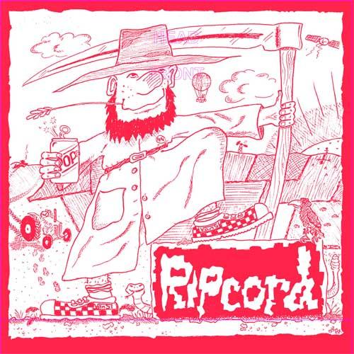 "RIPCORD / HARVEST HARDCORE (7"")"