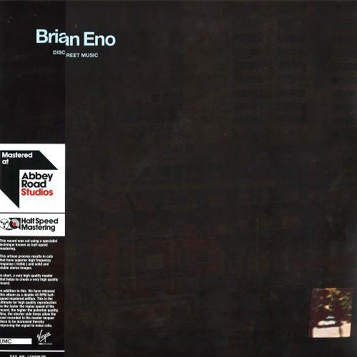 BRIAN ENO / DISCREET MUSIC: 45RPM HARF SPEED MASTER - 180g LIMITED VINYL