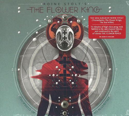ROINE STOLT'S THE FLOWER KING / ロイネ・ストルトズ・ザ・フラワー・キング / MANIFESTO OF AN ALCHEMIST: LTD. CD DIGIPACK EDITION