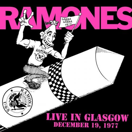 RAMONES / ラモーンズ / LIVE IN GLASGOW DECEMBER 19, 1977 (2LP)
