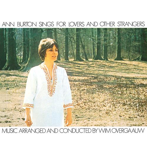 ANN BURTON アン・バートン / Sings for Lovers and Other Strangers(SACD) / シングス・フォー・ラヴァーズ・アンド・アザー・ストレンジャーズ(SACD)