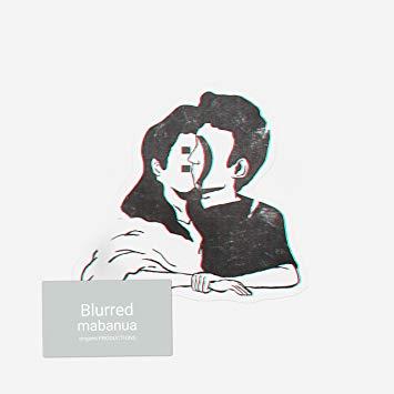 """MABANUA / マバヌア / Blurred """"LP"""""""