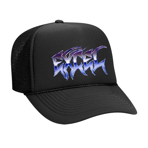 EXCEL (US) / エクセル / TRUCKER CAP