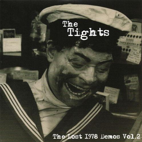 """TIGHTS / LOST 1978 DEMOS VOL. 2 (7"""")"""