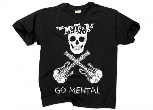 METEORS / GO MENTAL (S)