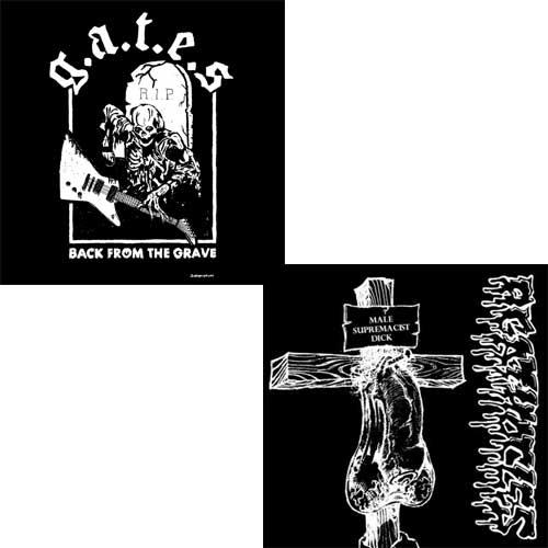"""G.A.T.E.S : AGATHOCLES / SPLIT (7"""")"""