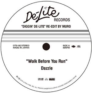 """DJ MURO / DJムロ / DIGGIN' DE-LITE - RE-EDIT BY MURO 7"""""""